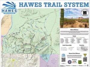 Hawes Trail Poster